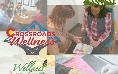"""The 2021 """"Virtual"""" Crossroads Wellness Health Fair"""
