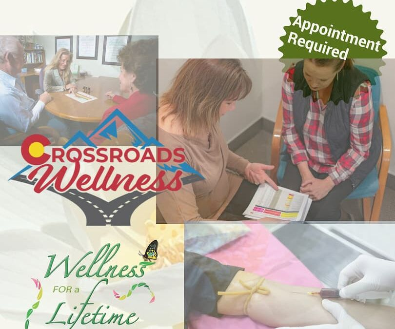 "The 2021 ""Virtual"" Crossroads Wellness Health Fair"