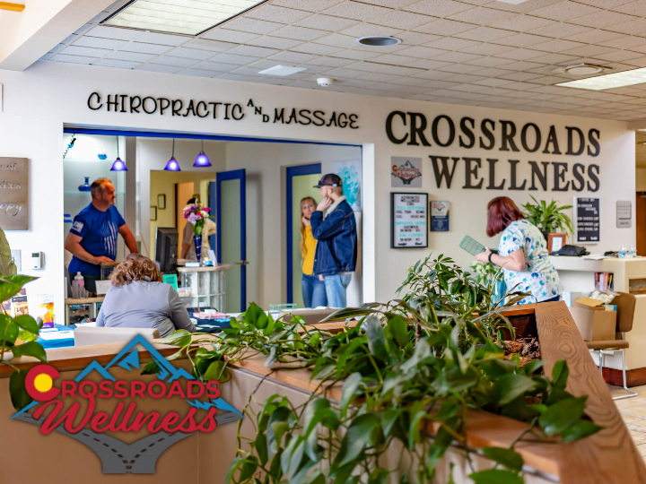 Crossroads Wellness' Combined Services Specials for Patients in Grand Junction, Allpeton, Redlands, Fruita, Clifton, and Palisade Colorado
